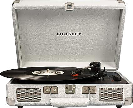 Tocadiscos Crosley cr8005d-ws4 Cruiser Sand: Amazon.es: Electrónica