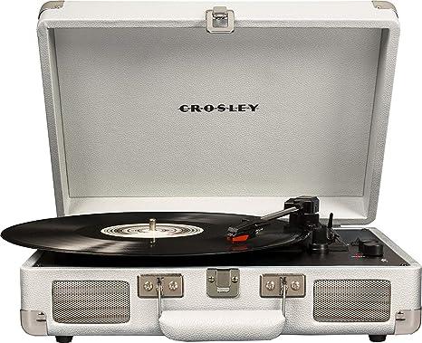 Tocadiscos Crosley cr8005d-ws4 Cruiser Sand: Amazon.es ...