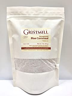 product image for Homestead Gristmill — Non-GMO, Chemical-Free, All-Natural, Stone-ground Blue Cornmeal (2 Pack)
