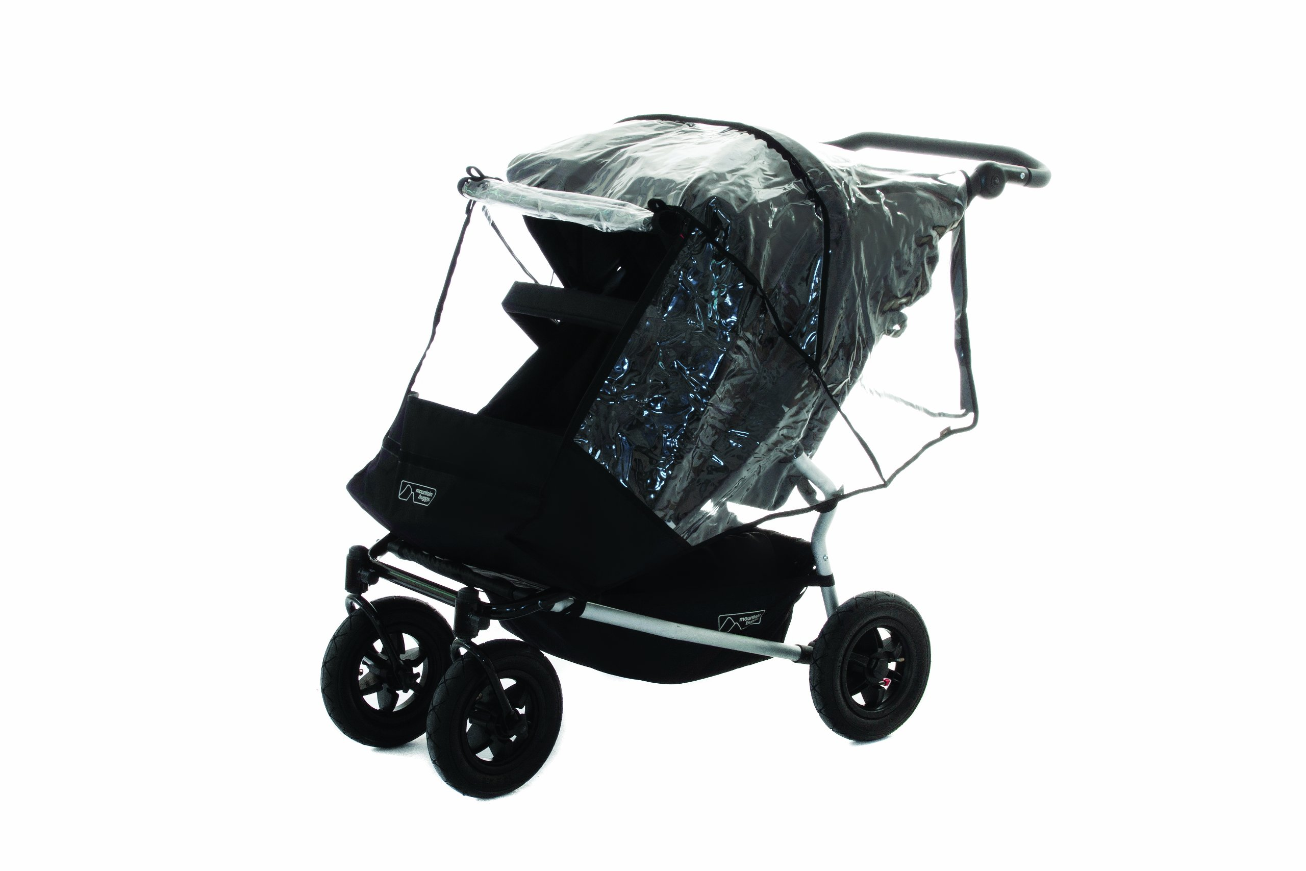 Mountain Buggy Duet 2016 Double Stroller, Black by Mountain Buggy (Image #15)