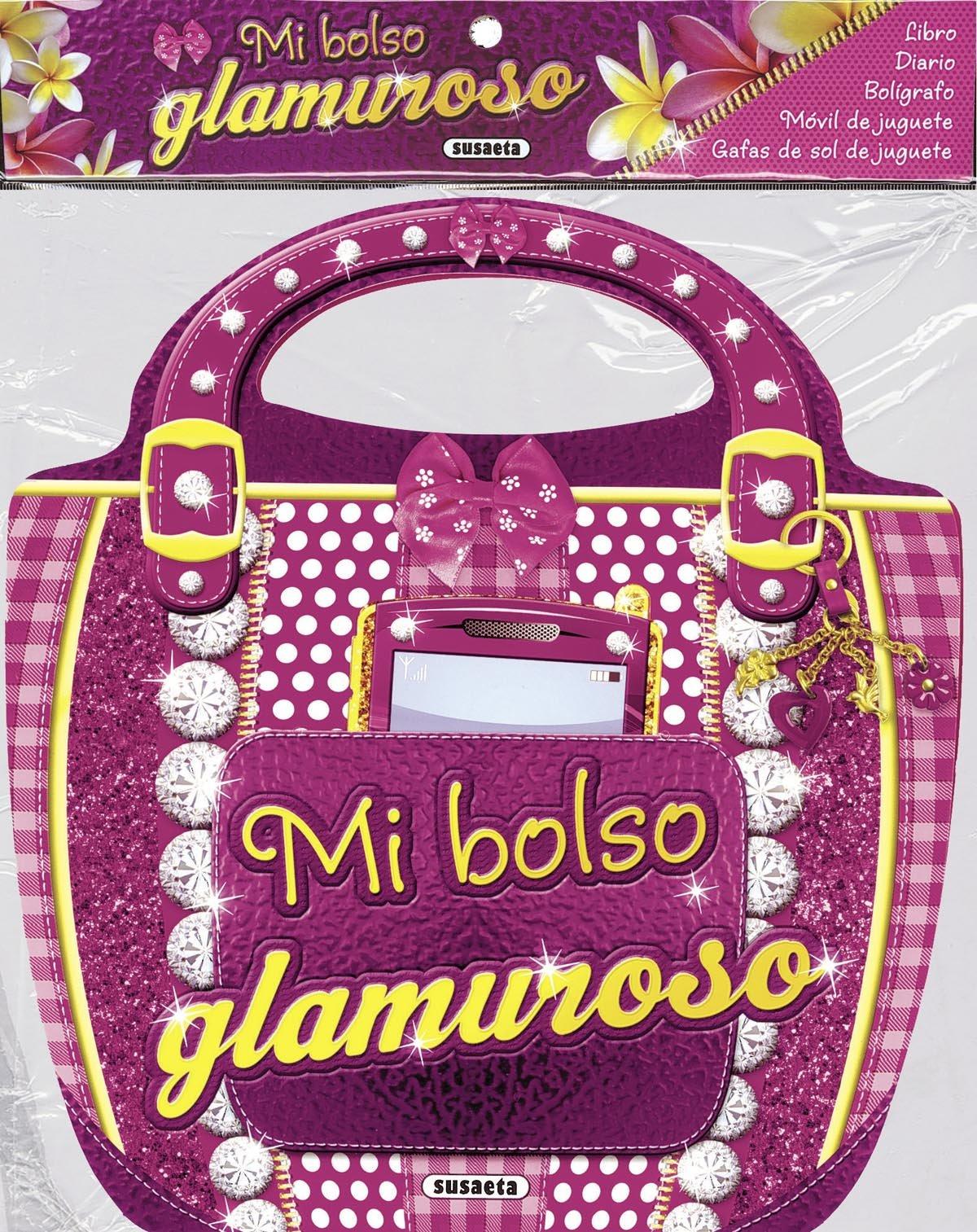Mi bolso glamuroso / My purse glamorous (Spanish Edition ...