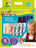 Crayola Beginnings First Markers (8 Pack)