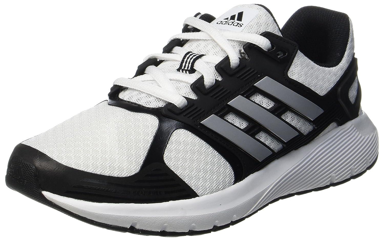 Adidas Duramo 8 W, Zapatillas de Running para Mujer 40 2/3 EU|Varios Colores (Ftwbla / Plamat / Negbas)