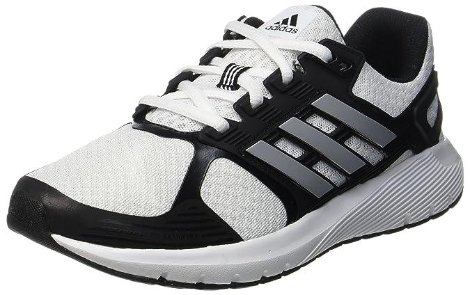 Adidas Duramo 8 W, Zapatillas de Running para Mujer, Varios Colores (Energi/Ftwbla/Escarl), 38 EU