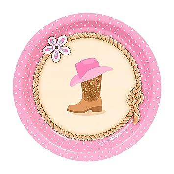 Cowboy postre-servilletas para Western-party 16 unidades vaquero de fiesta mesa Decoración