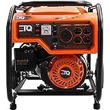 Etq TG32P31/TG32P31DF Tough Quality 3600-Watt Gas Powered Generator, Extremely Quiet- CARB Compliant (TG32P31)