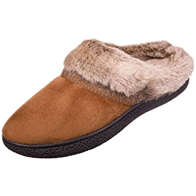 29f3cdb53 Amazon.com | ISOTONER Womens Microsuede Basil Hoodback | Shoes