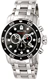 """Invicta Men's 0069 """"Pro Diver Collection"""" Stainless Steel Watch"""