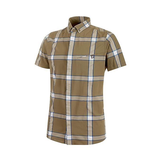 Mammut Mountain - Camisa de Manga Corta para Hombre, Primavera ...