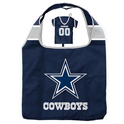 3a9666b7566 Amazon.com : NFL Dallas Cowboys Bag in Pouch : Sports & Outdoors