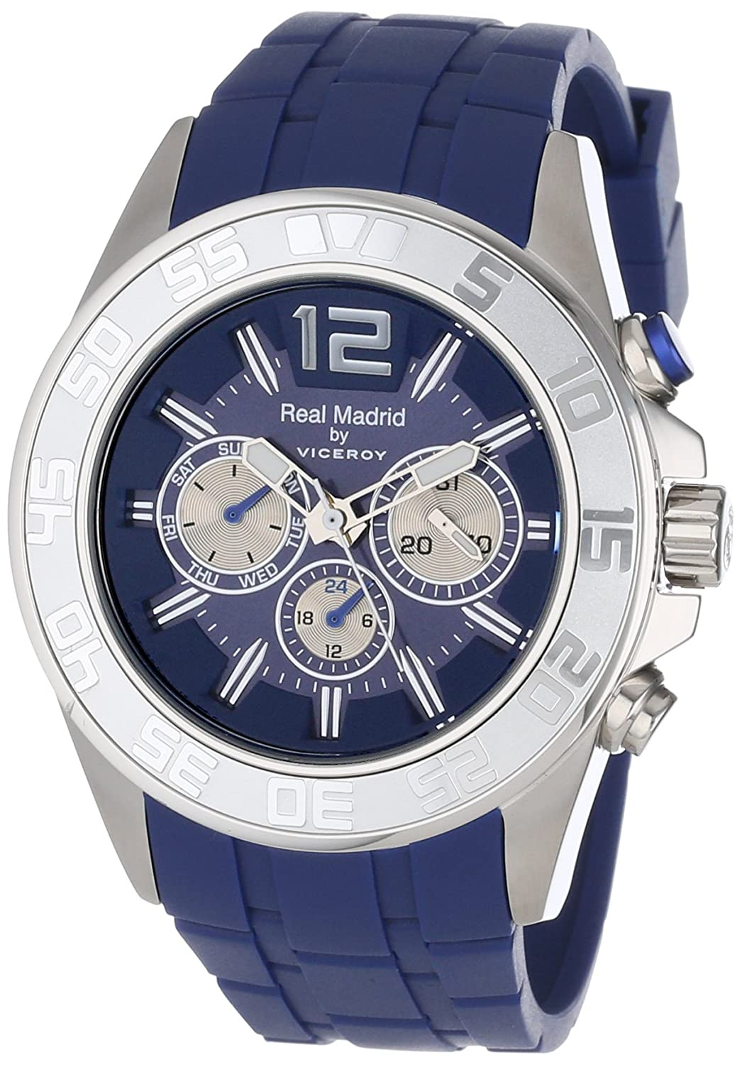 Amazon.com: Viceroy 432859-35 Real Madrid Reloj de pulsera ...