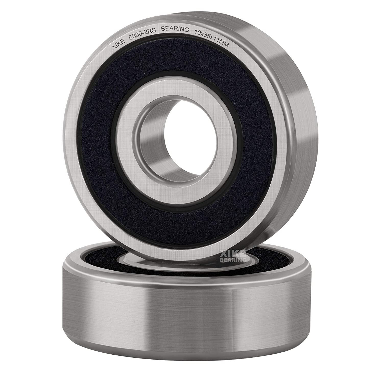 6300-2RS Bearing 10 x 35 x 11 mm Metric Bearings Sealed