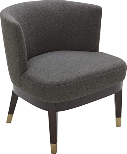 Amazon Brand Rivet Stacey Mid-Century Modern Round-Backed