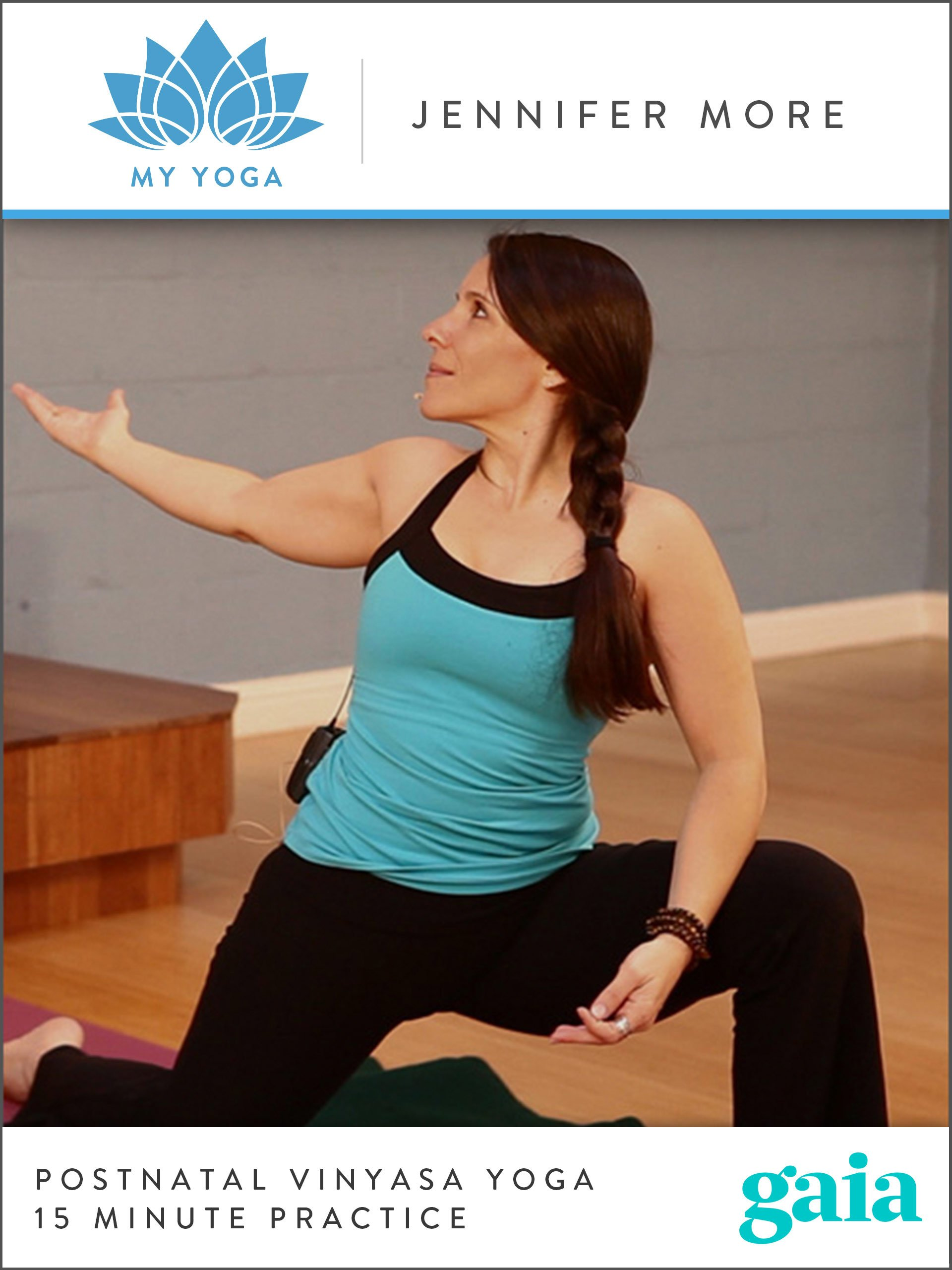 Amazon.com: Postnatal Vinyasa Yoga 15 Minute Practice ...
