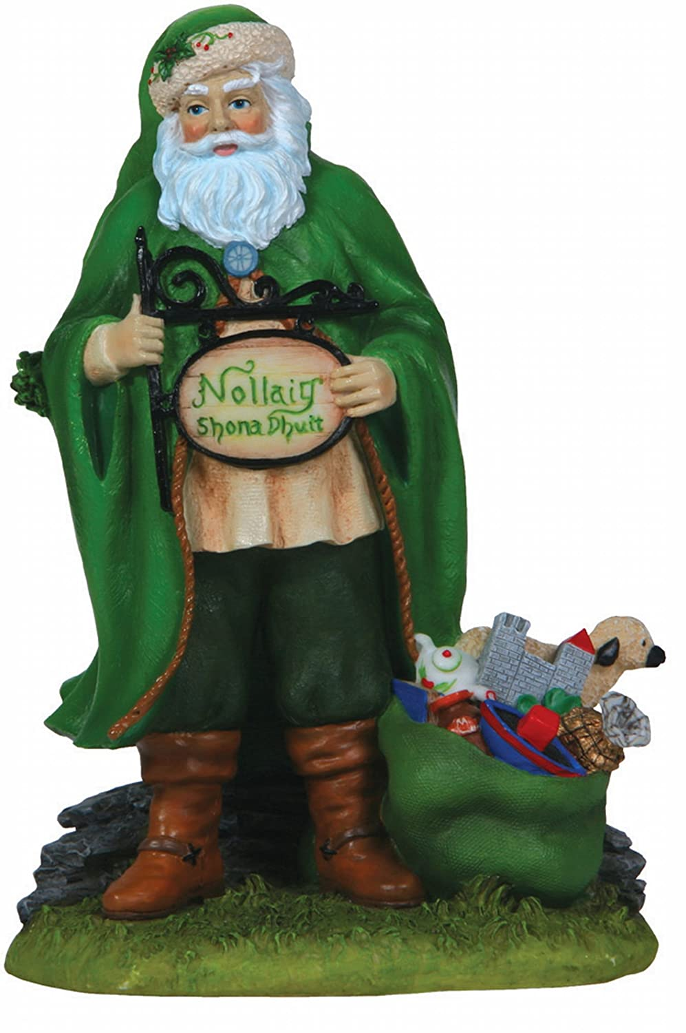 Pipka Santa Claus 11385 Irish Christmas