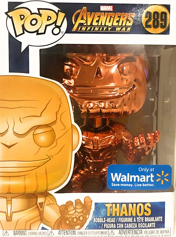 Funko Figura Pop Marvel Avengers: Infinity War Thanos LTD