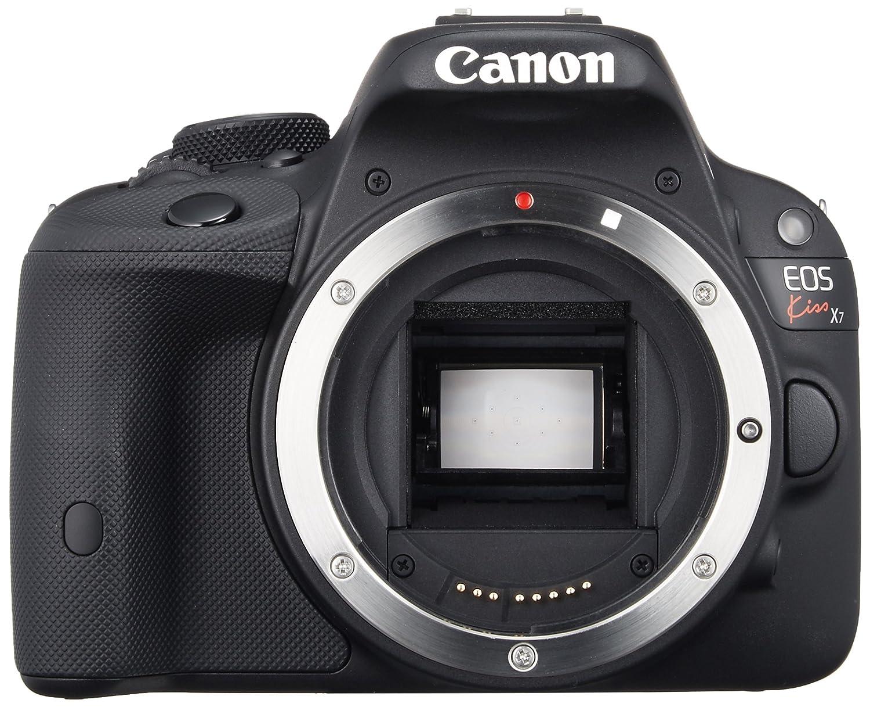 Amazon.com : Canon DSLR Camera EOS Kiss X7 Body Only ...
