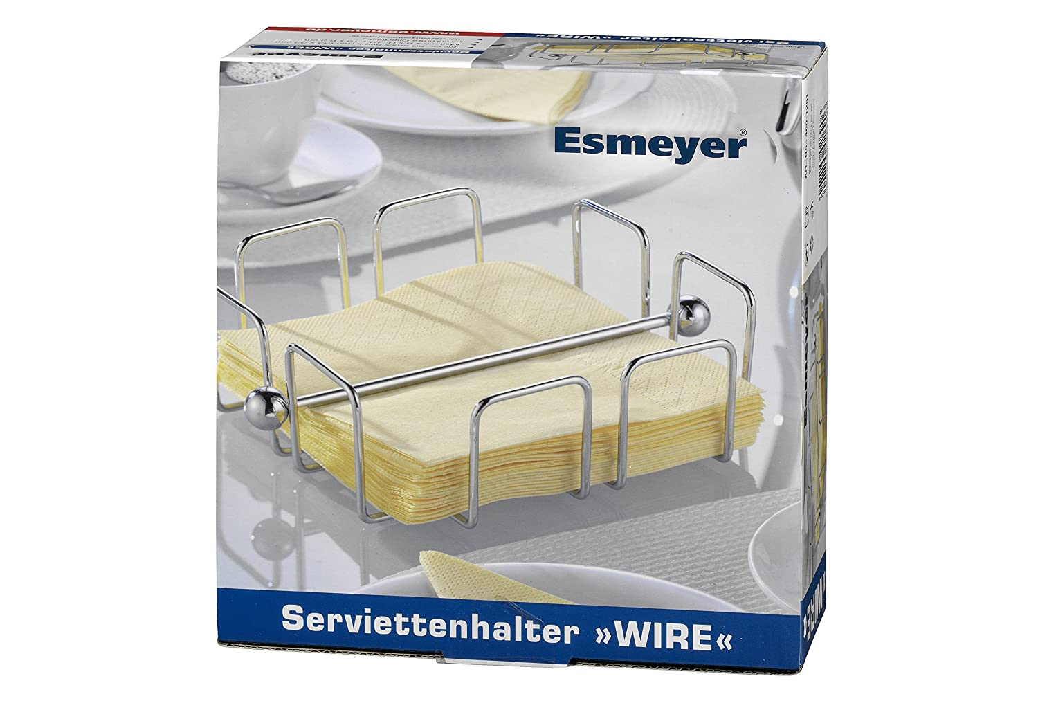Esmeyer 400-1291 Servilletero Wire Esmeyer GmbH & Co. KG