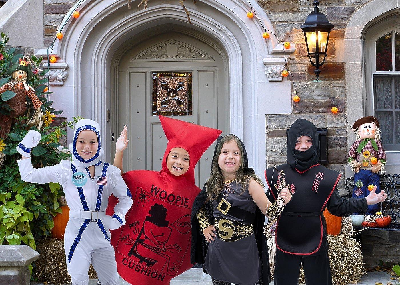 Spunky Space Cadet Children's Halloween Costume NASA Kid Space Suit