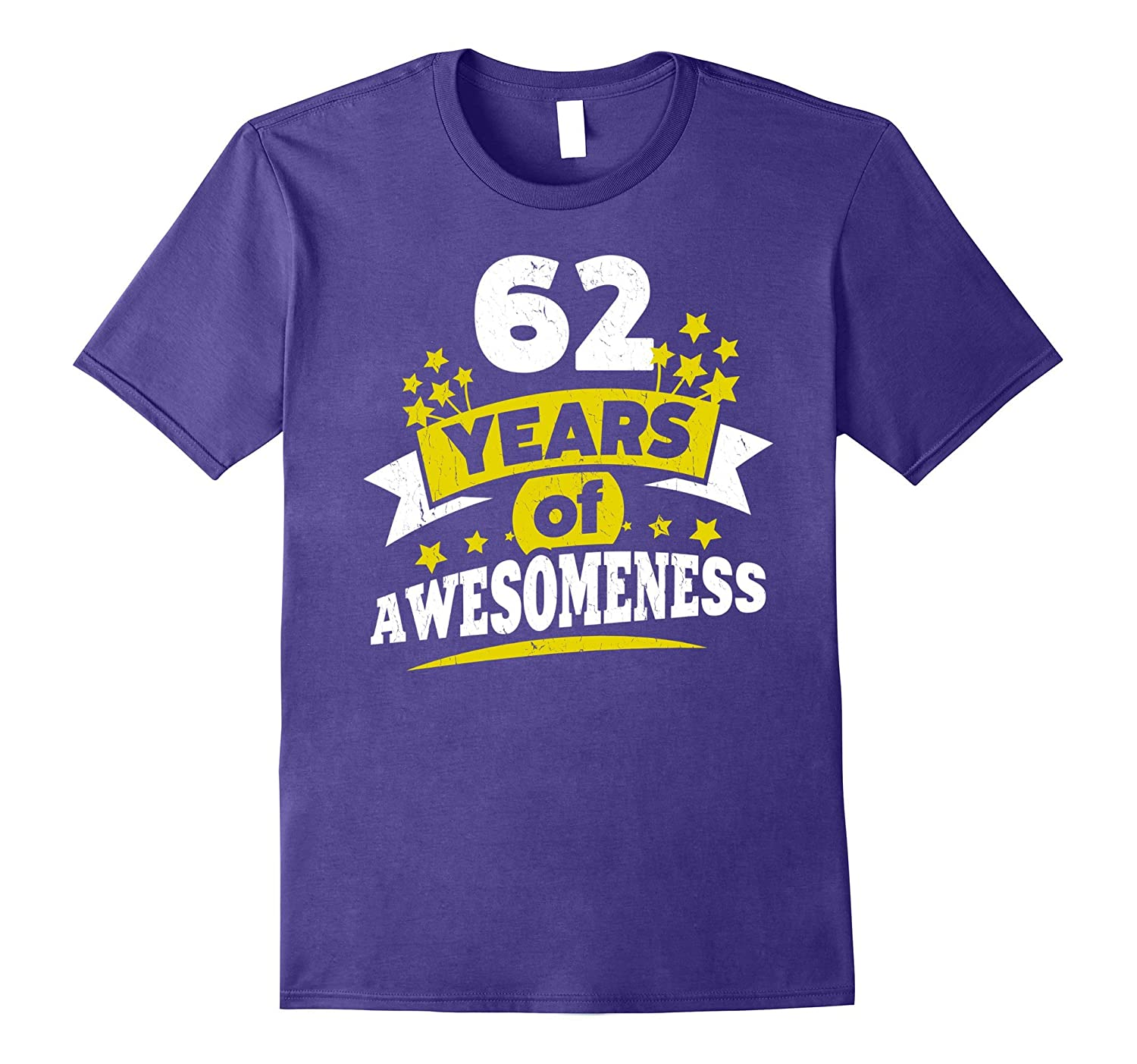Birthday Gift For 62 Year Old Woman 62nd Tee Shirt PL Polozatee