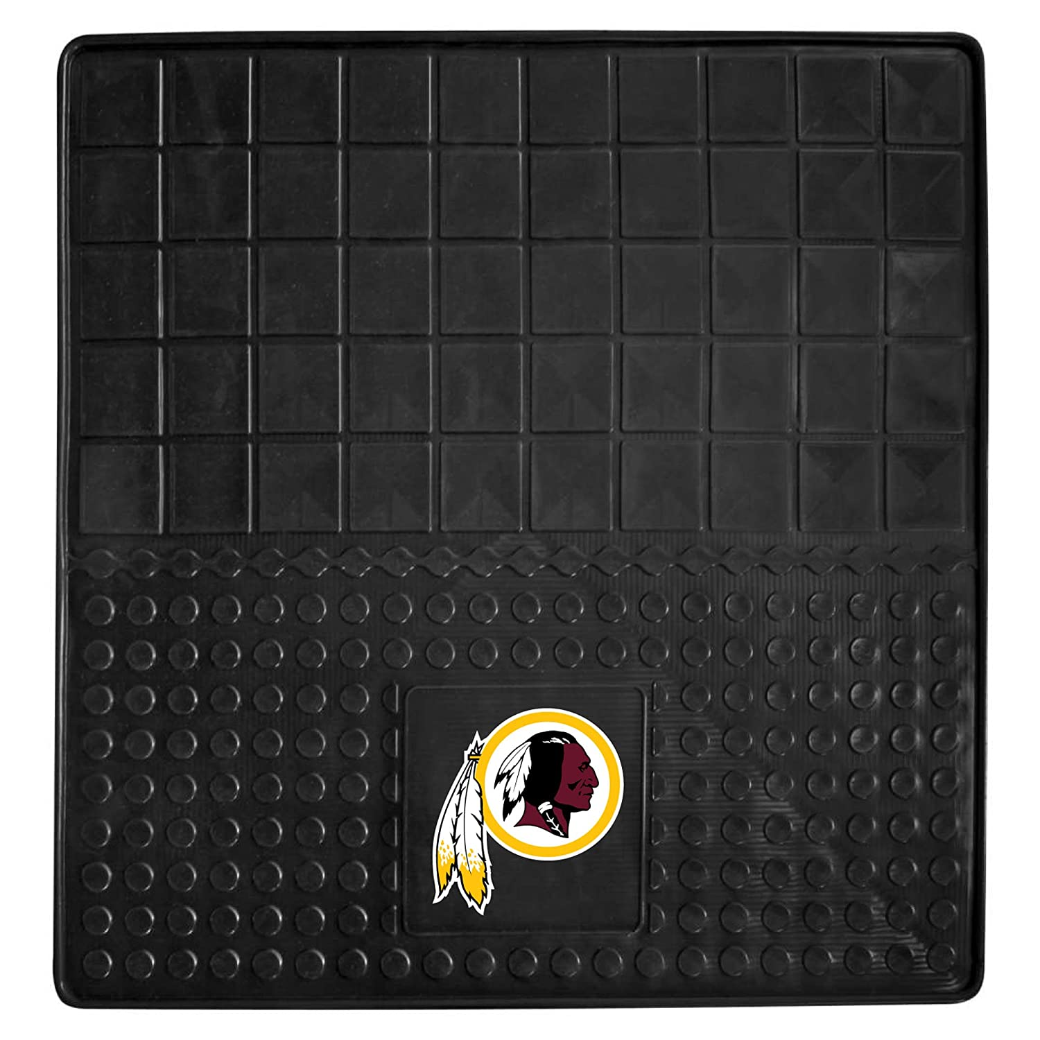 FANMATS NFL Washington Redskins Vinyl Heavy Duty Car Mat 8758