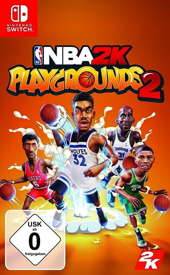 NBA 2K Playgrounds 2 - [USK] - Nintendo Switch [ ] [Importación alemana]: Amazon.es: Videojuegos