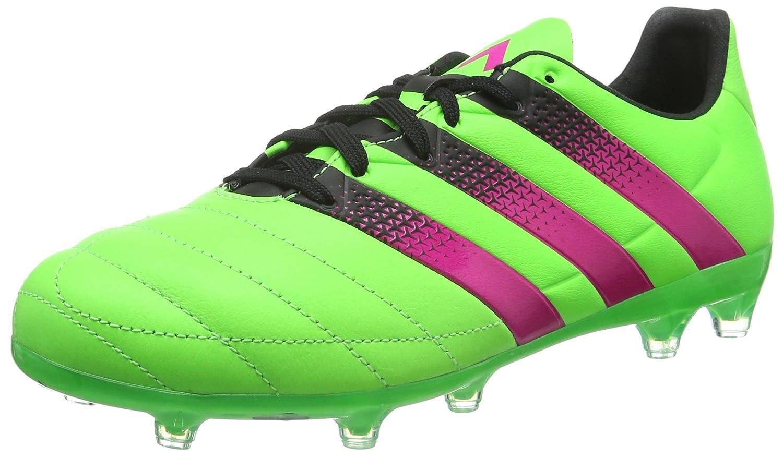 adidas Ace 16.2 FG/AG Leather, Chaussures de Football Compétition Homme,  Mehrfarbig: Amazon.fr: Chaussures et Sacs