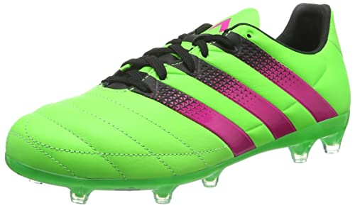 san francisco a4217 25452 adidas Ace 16.2 FG AG Leather, Botas de fútbol para Hombre  Amazon.es   Zapatos y complementos