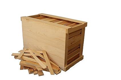 Leña para encender el fuego, de madera de pino / abete / alerce