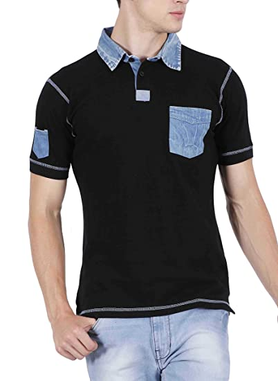6a3c25afb40 fanideaz Men s Cotton T-Shirt  Amazon.in  Clothing   Accessories
