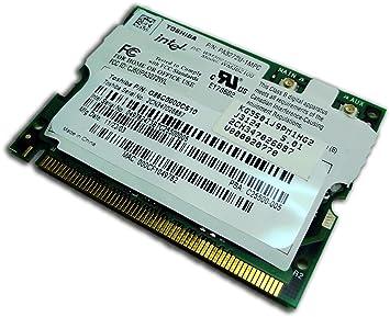Network:Intel (R) Pro/Wireless 2100 LAN miniPCI …