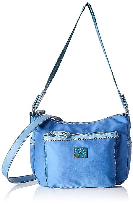 de calidad superior otra oportunidad estilo de moda ctta caminatta Estrella, Bolso Bandolera para Mujer, Azul ...