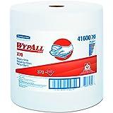 WypAll 41600 X70 Wipers, Jumbo Roll, Perf., 12 1/2 x 13 2/5, White, 870 Towels Per Roll