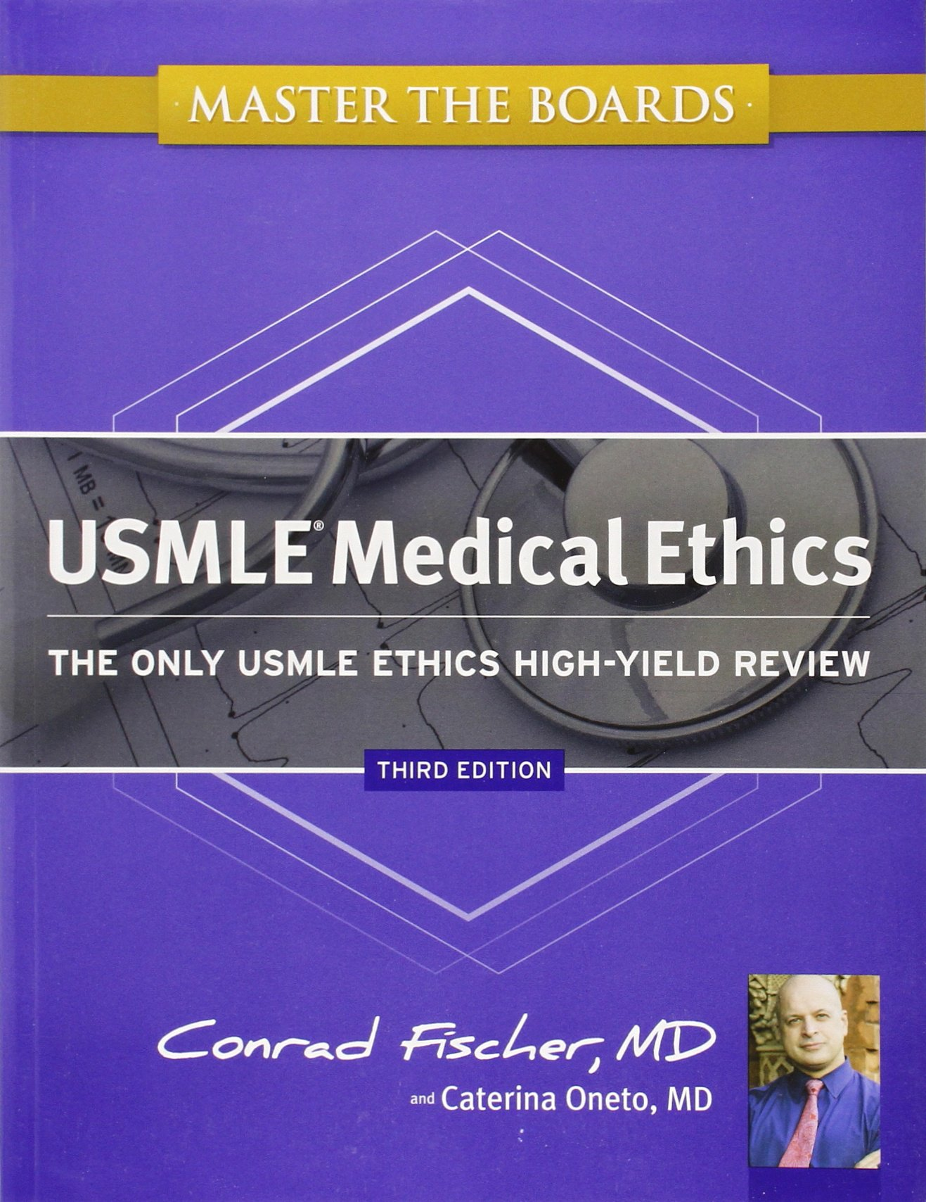 Master the Boards USMLE Medical Ethics: The 100 Cases You Are Most Likely  to See on the Test: Amazon.co.uk: Conrad Fischer MD: 9781607149040: Books