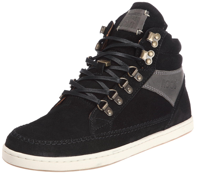 KangaROOS Sovereign 47076, Herren Sneaker  43 EU|Schwarz