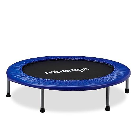 Trampolin Für Kinderzimmer | Relaxdays Trampolin Kinder Faltbar Max Personengewicht 45 Kg