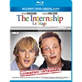 The Internship - Unrated [Blu-ray + DVD]