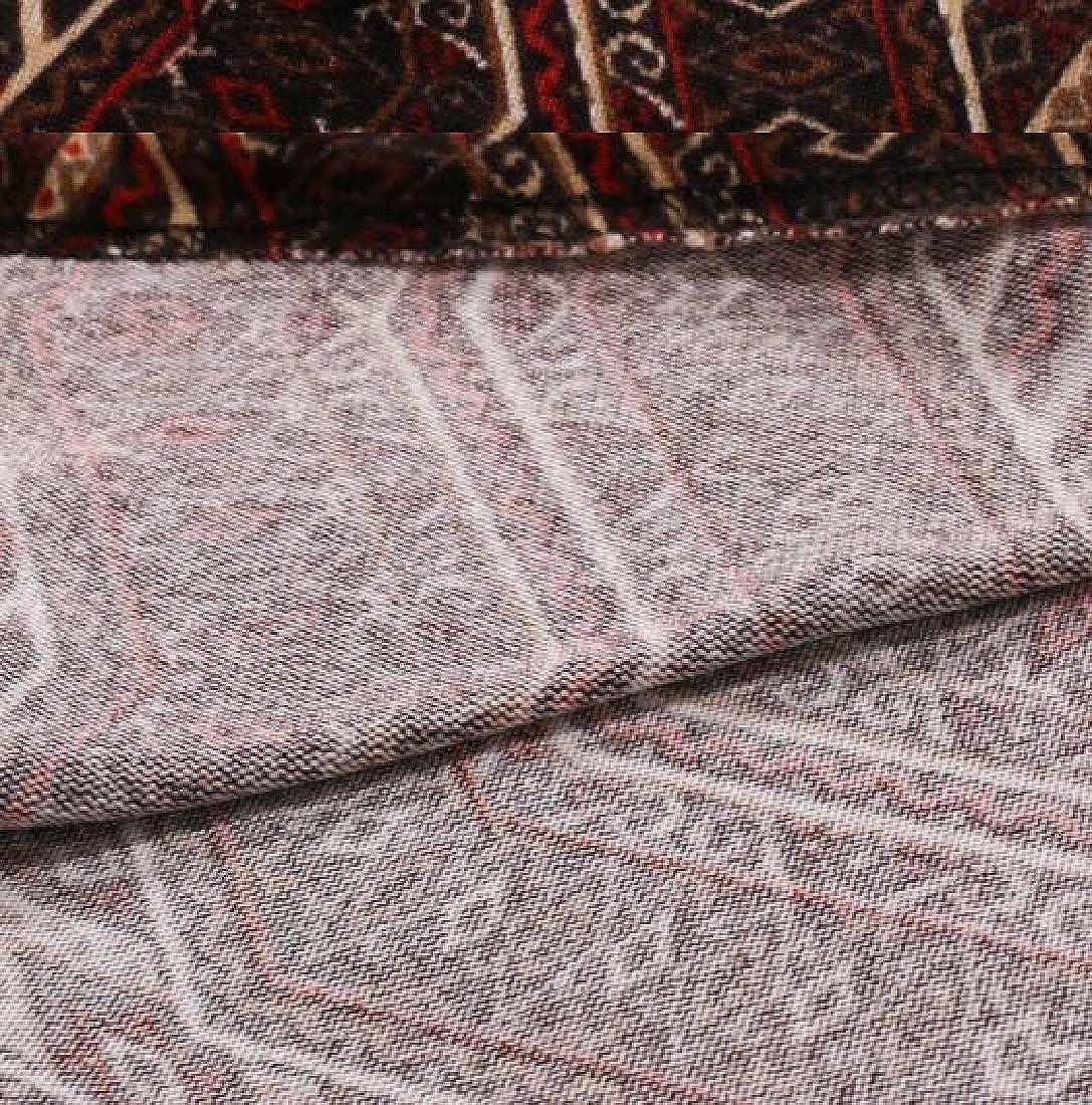 JYZJ Men Fall /& Winter Turtleneck Long Sleeve Ethnic Print T-Shirt Tee Tops