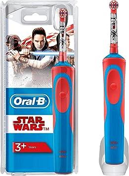 Oral B Kids Elektrische Zahnburste Mit Star Wars Figuren Amazon De Drogerie Korperpflege