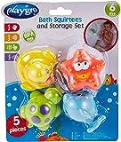 Playgro Bath Squirtees And Storage Set, Piece of 1