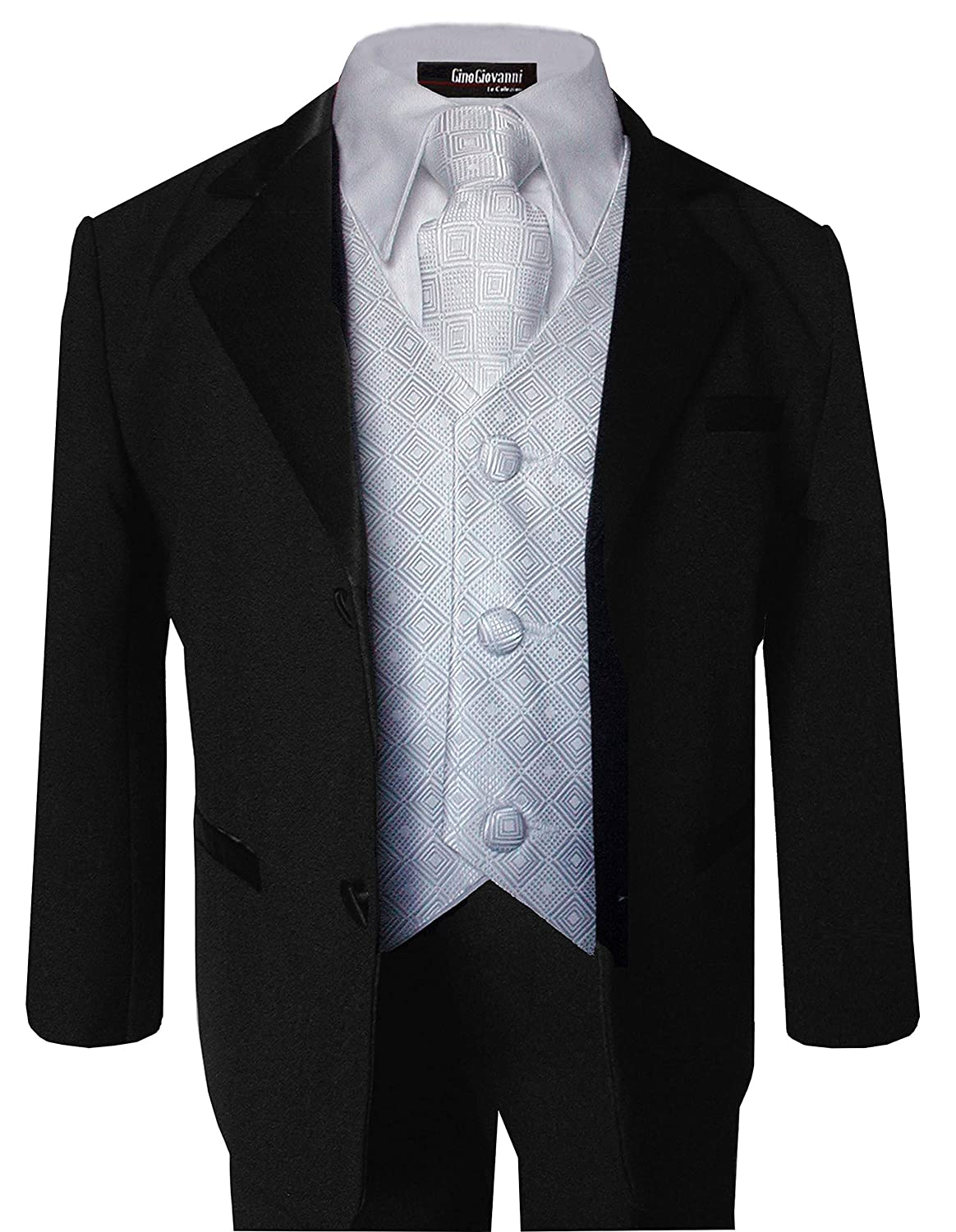 Gino Giovanni Boys Formal Dresswear Set