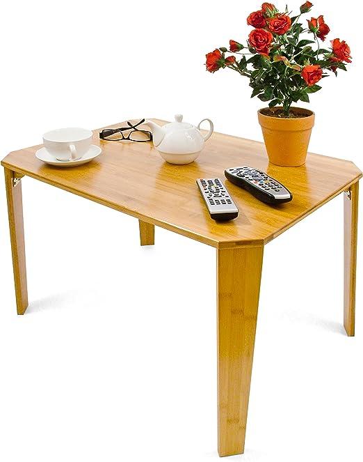 Plegable Mesa de café con patas plegables - Tienda Bajo / Detrás ...
