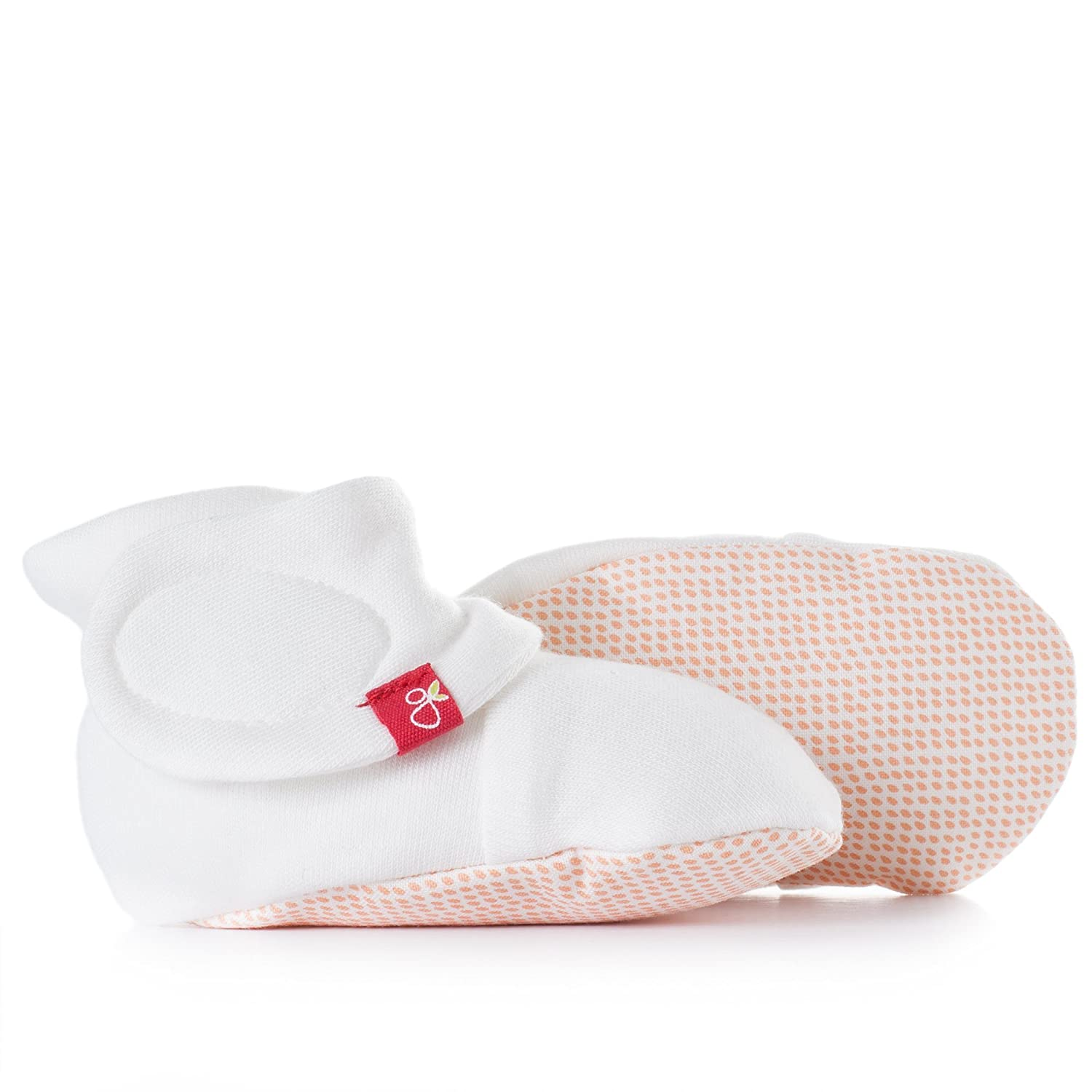 Goumikids - Goumiboots, Soft Stay On Booties Keeps Feet Warm and Adjusts to Fit as Baby Grows