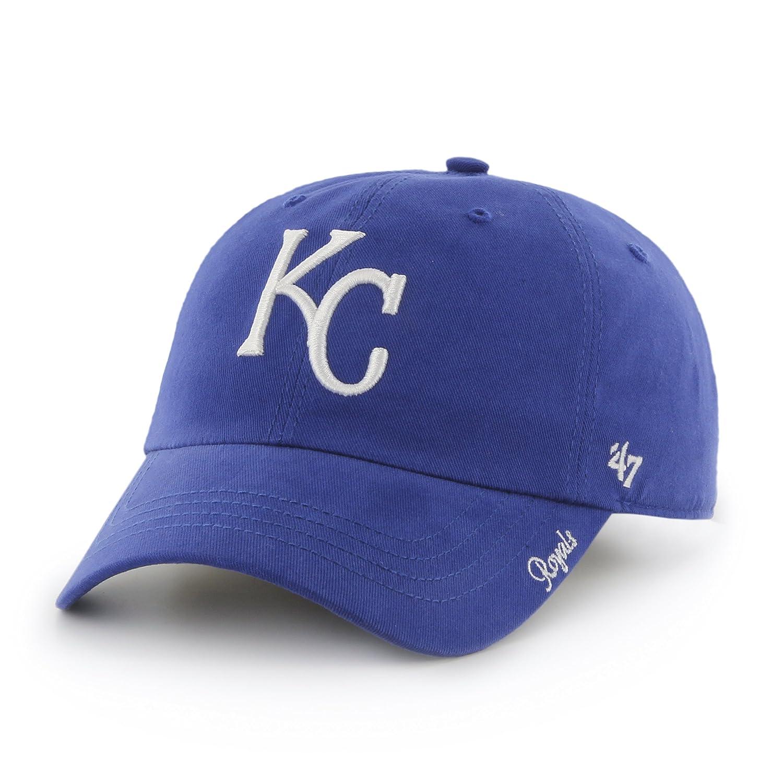 47c9c026e73f5 Amazon.com    47 MLB Chicago White Sox Women s Miata Clean Up Adjustable Hat
