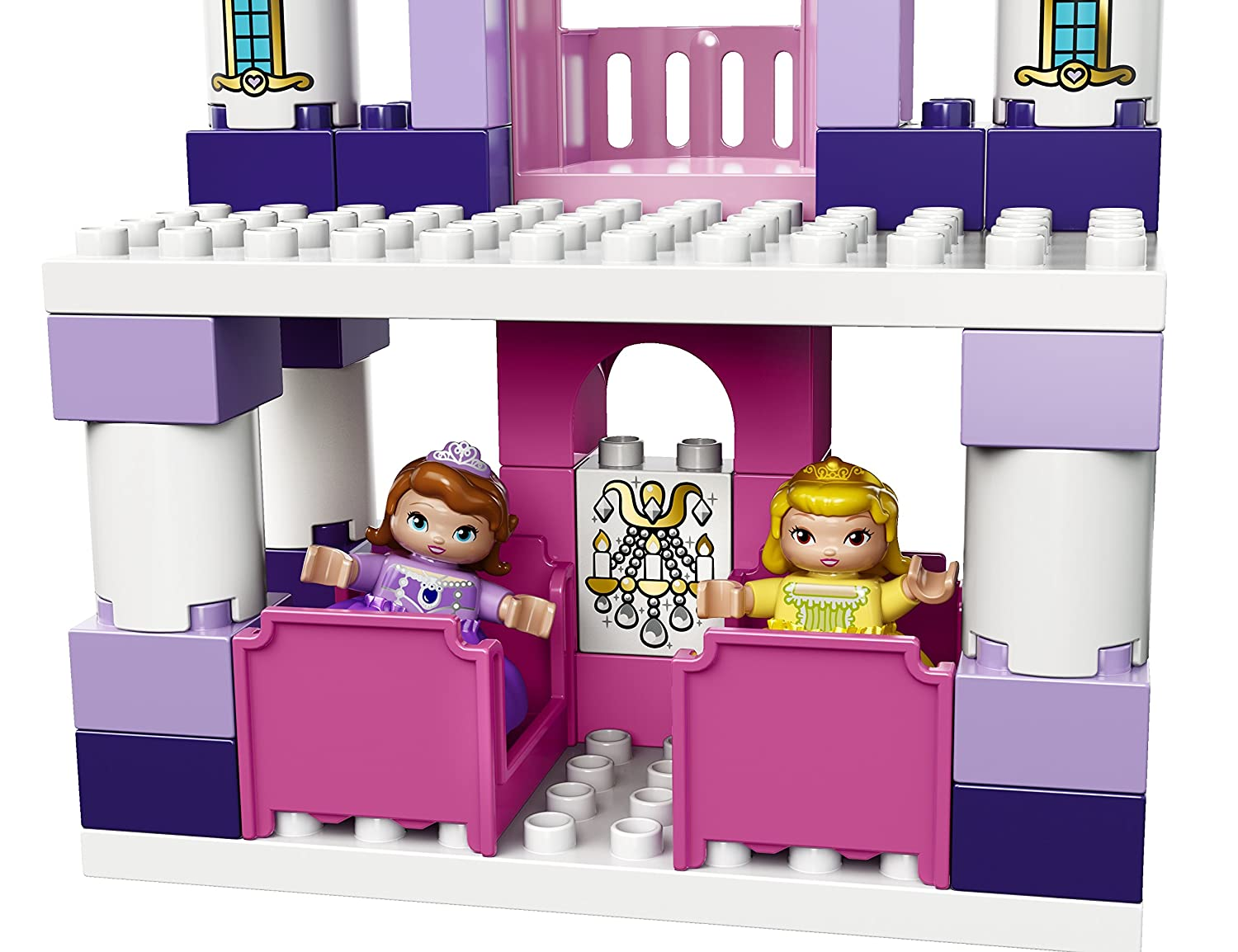 Lego Duplo Sofia The First Royal Castle 10595 Figures Amazon