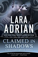 Claimed in Shadows: A Midnight Breed Novel (The Midnight Breed Series) Kindle Edition