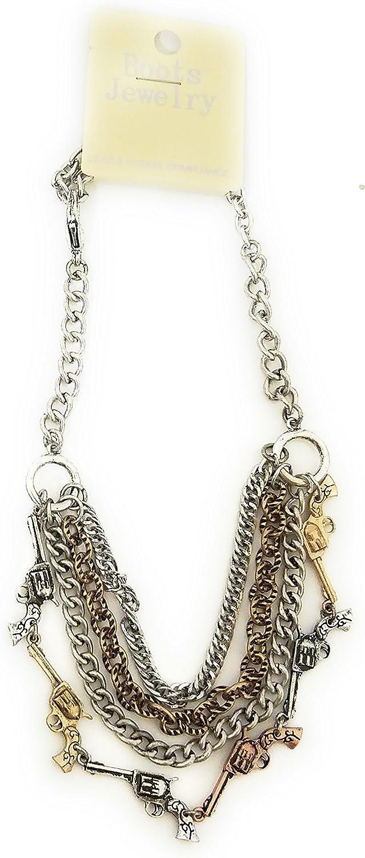 JP Layered Western Jewelry...