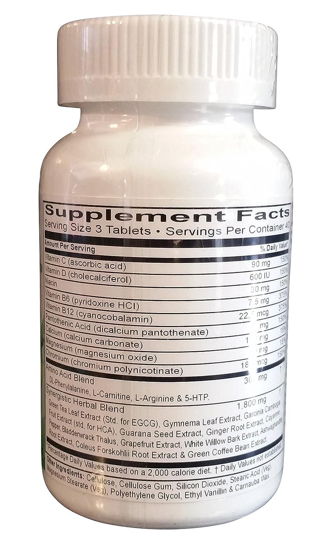 Amazon.com: Trim-fx 120 Count - Fitness, Energy & Lifestyle Enhancement Supplement: Health & Personal Care