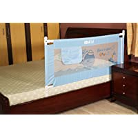Vic Kid® Bed Rail Guard for Baby Safety Adjustable Height Falling Protector for Newborn Toddler Kids