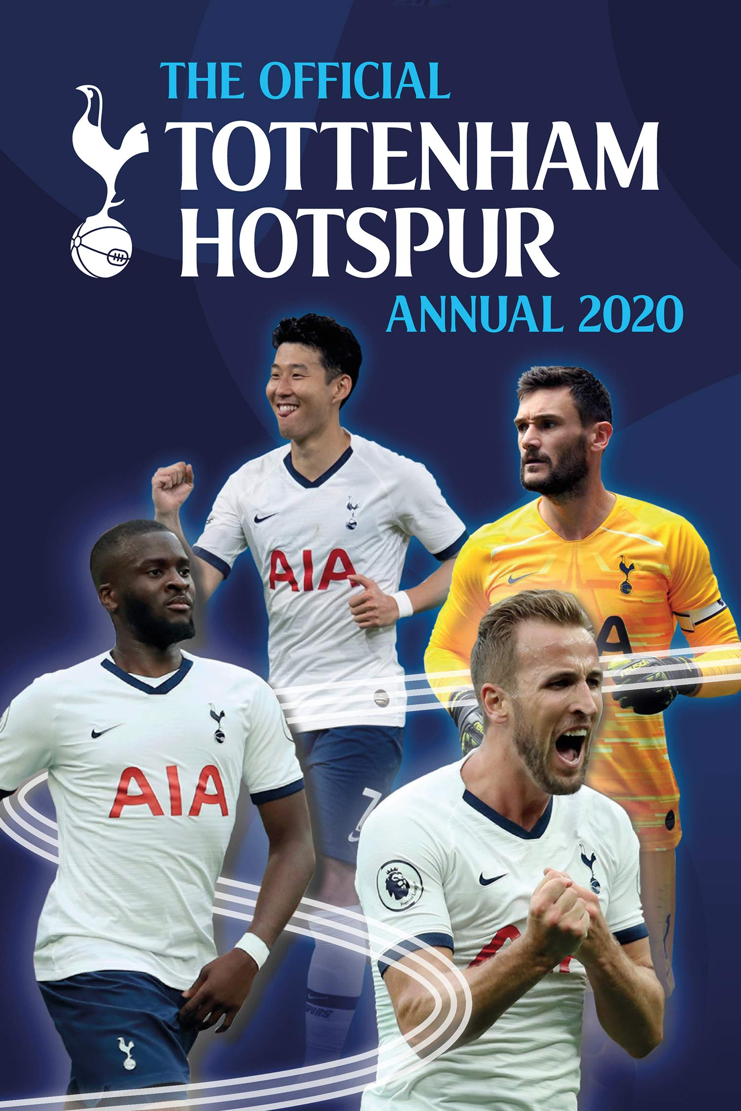 The Official Tottenham Hotspur Annual Amazon co uk Grange Communications Ltd Books